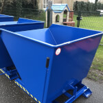 kantelcontainer 1250L