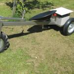 electrische occuleer prunning Trike zitwagen