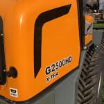 Giant G2500 HD X-tra wiellader met aanbouwdelen