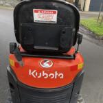 Kubota U10-3 minigraafmachine