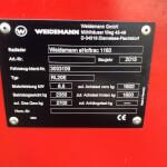 Weideman hoftrac 100% electrisch