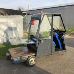 Bull 2 pick-up electrotrekker