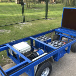 Hawe electro transportwagen