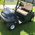 Clubcar Golfkar groen