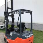 Toyota 1.6 tons heftruck
